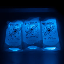 PyroDino three pack of bioluminescent dinoflagellates 600ml