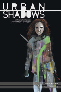 Urban Shadows Hardcover