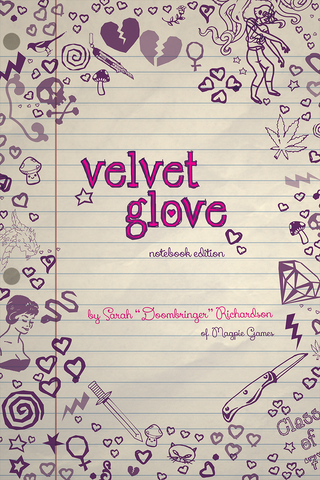 Velvet Glove (Notebook Edition)