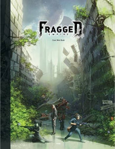 Fragged Empire RPG HC