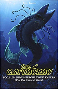 Call of Cat-thulhu Book 2
