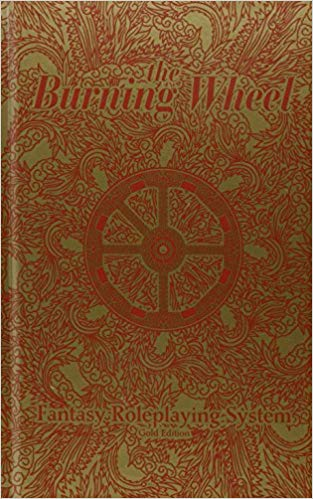 Burning Wheel Gold Ed HC