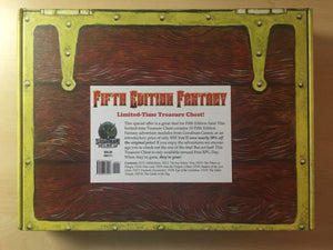 Fifth Edition Fantasy Treasure Chest (Boxed Set, 5th Ed. D&D Advs.)