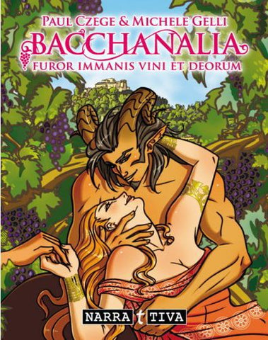 Bacchanalia Card Game