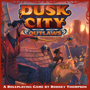 Dusk City Outlaws Box Set