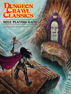 Dungeon Crawl Classics RPG (OGL Fantasy RPG, Hardback)