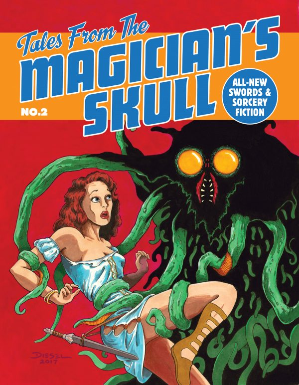 Tales from the Magician's Skull #2 (Fiction Magazine)