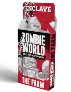 Zombie World The Farm Enclave Deck