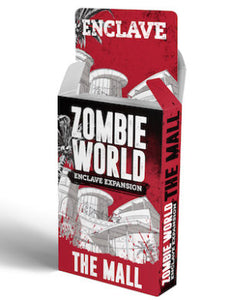Zombie World: The Mall Enclave Deck