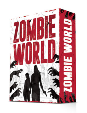 Zombie World Core Box