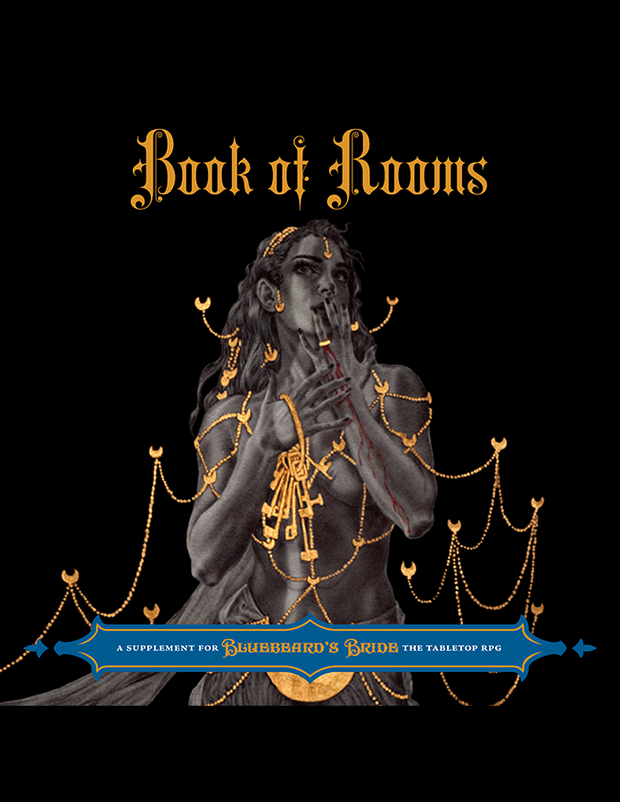 Book Of Rooms HC