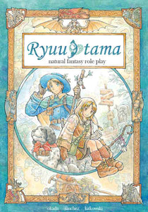 Ryuutama Natural Fantasy Roleplay