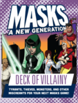 Masks Villainy Deck