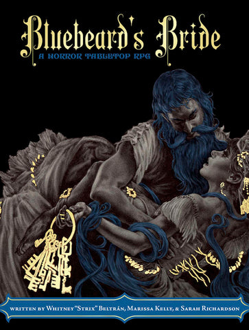 Bluebeards Bride RPG