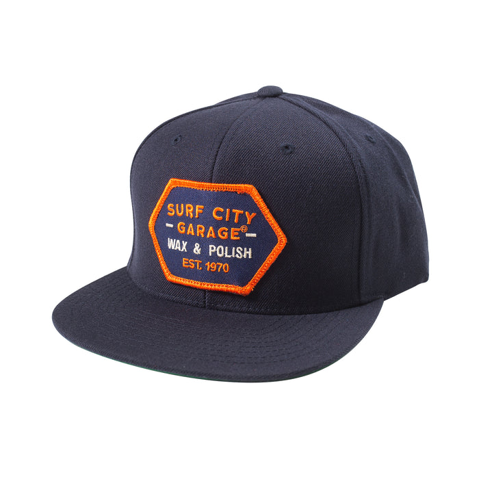 Surf City Garage Snapback