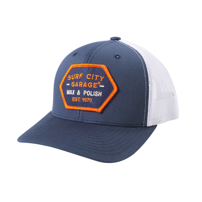 Surf City Garage Trucker Hat