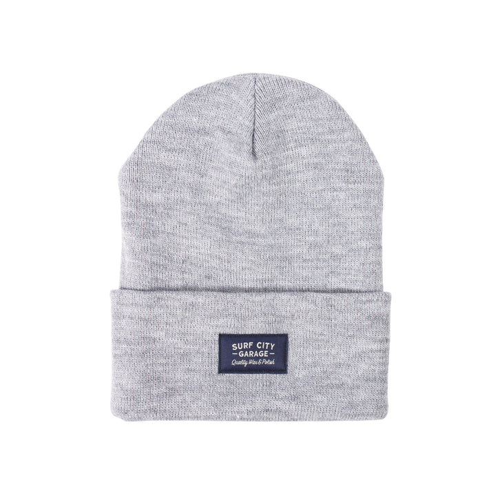Surf City Garage Beanie - Grey