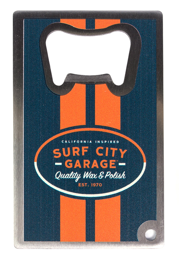 Surf City Garage Limited Edition Metal Bottle Opener