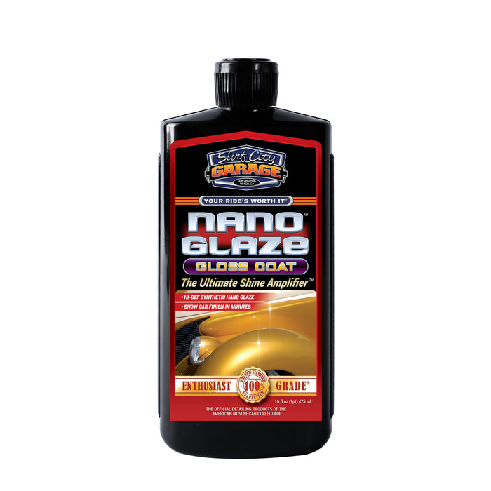 Nano Glaze™ Gloss Coat