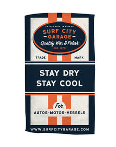 Stay Cool Beach Towel