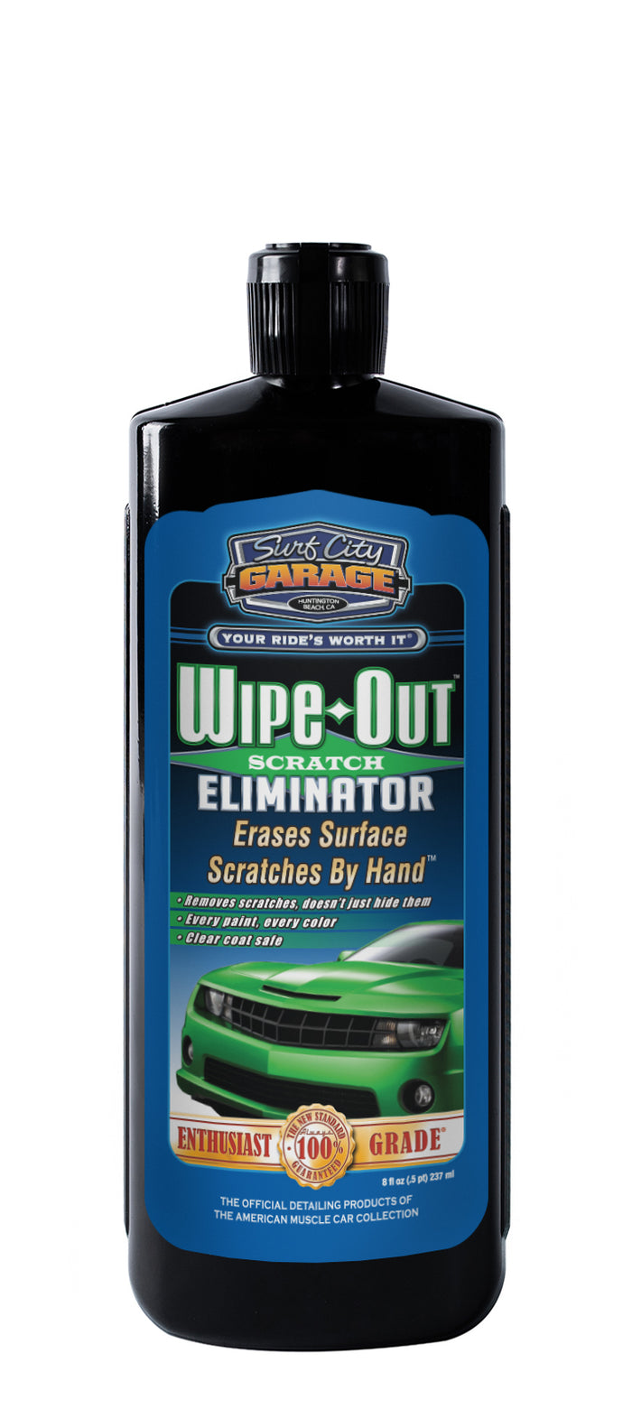 Wipe Out™ Scratch Eliminator