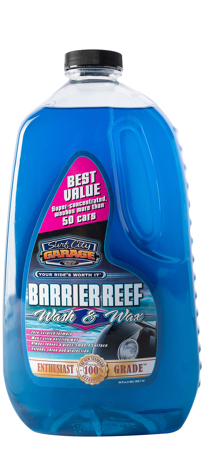 Barrier Reef® Wash & Wax