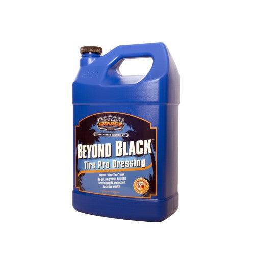 Beyond Black® Tire Dressing