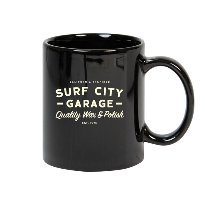 Surf City Garage Standard Mug - Black