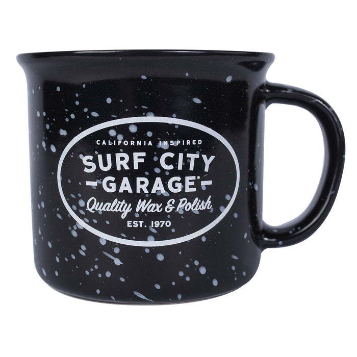 Surf City Garage Classic Mug - Black