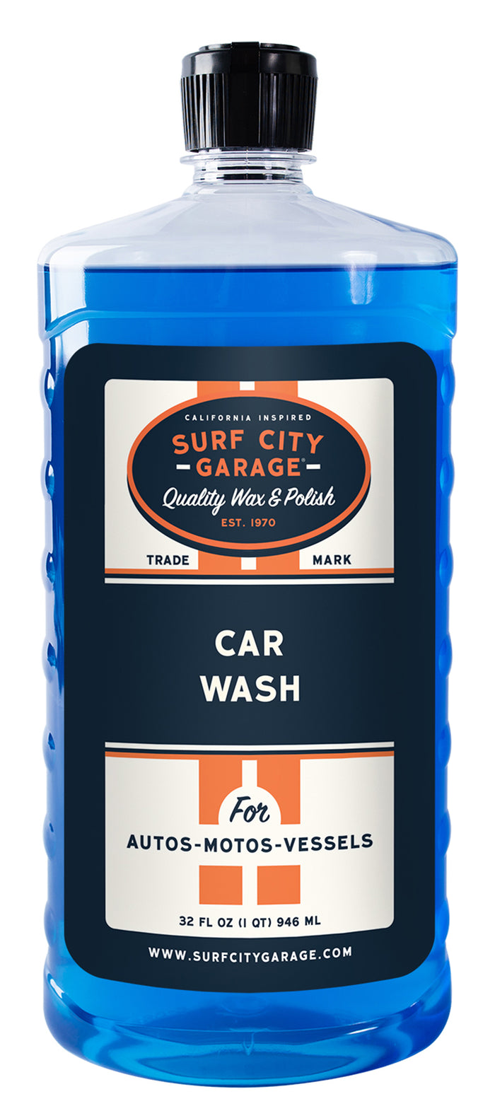 NEW LOOK! Pacific Blue® Wash & Wax