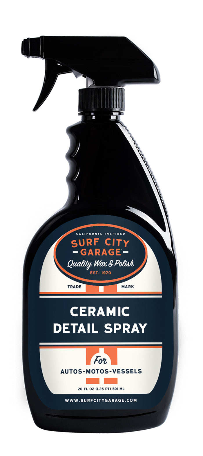 NEW LOOK! Ceramic Detail Spray