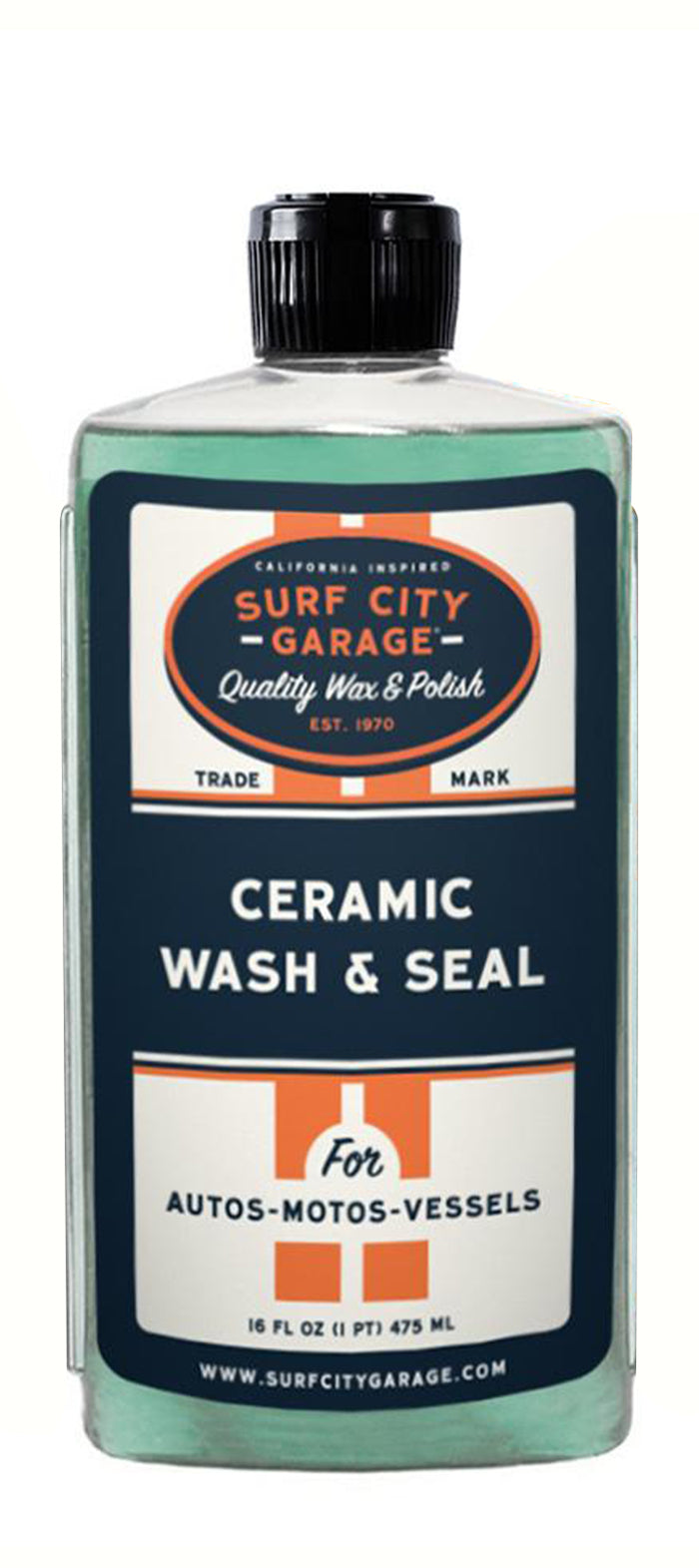 NEW LOOK! Ceramic Wash & Seal