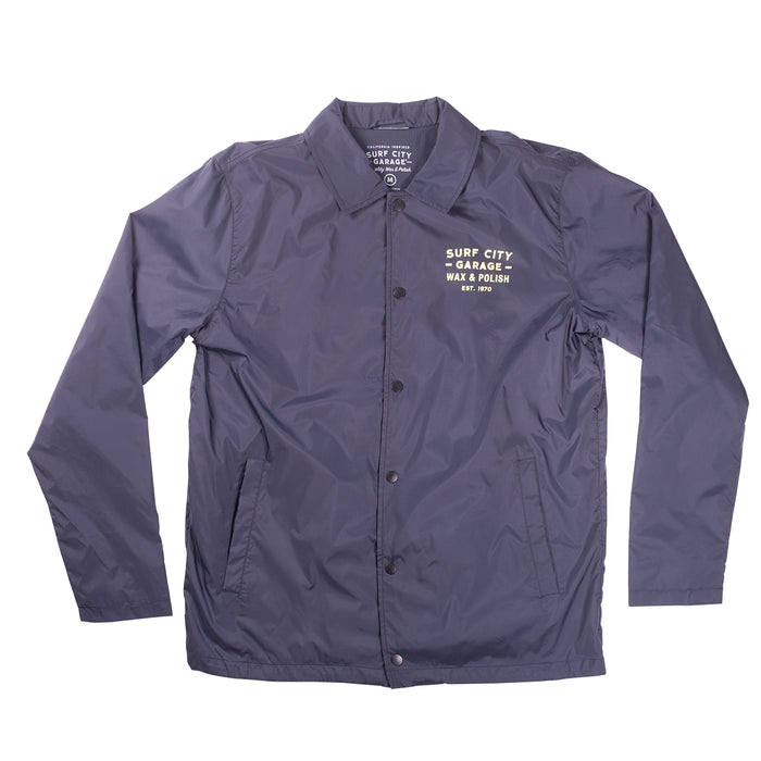 The Station Coach's Jacket