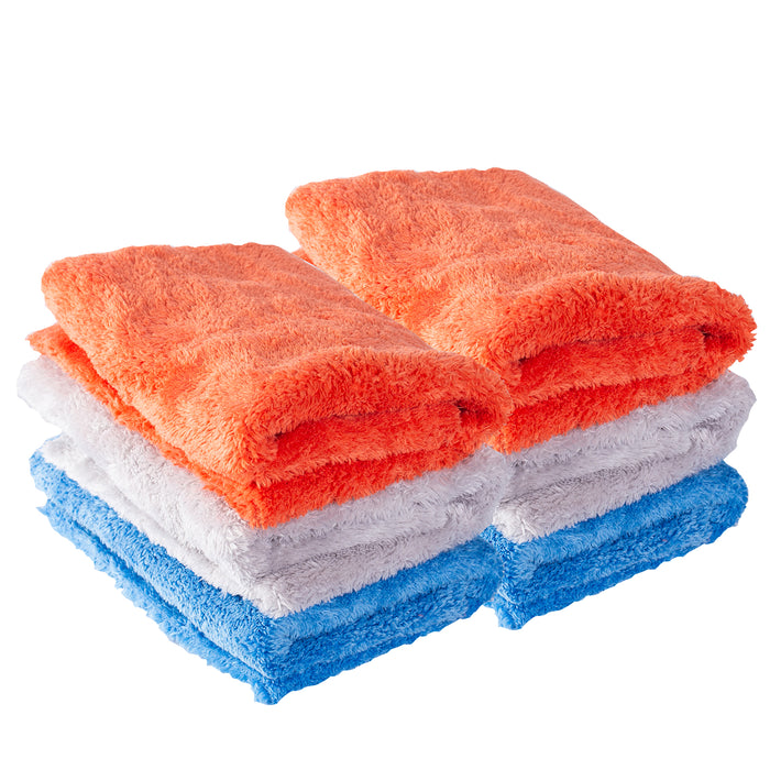Edgeless Detailing Towel 16x16 - 6 PACK
