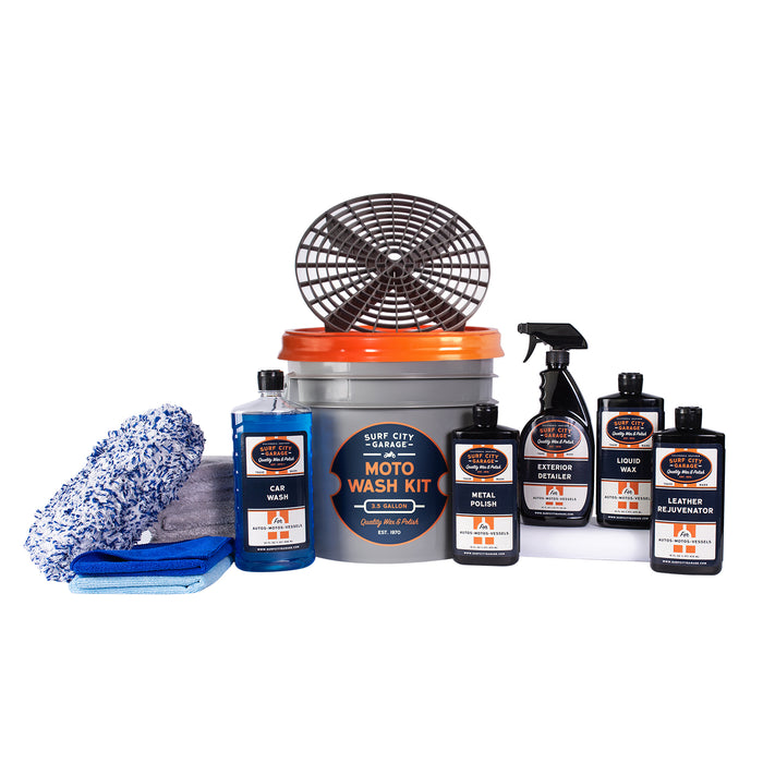 Surf City Garage MOTO Wash Kit
