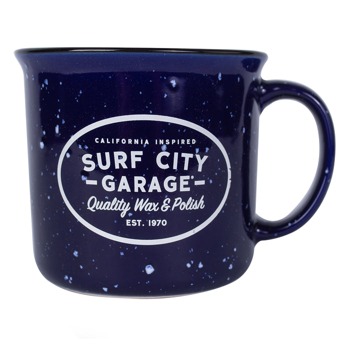 Surf City Garage Classic Mug - Navy