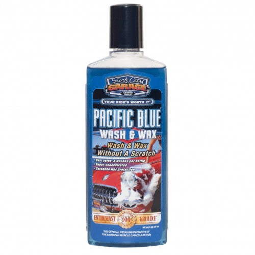 Pacific Blue® Wash & Wax
