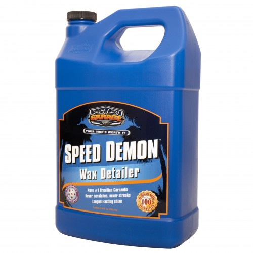 Speed Demon® Wax Detailer