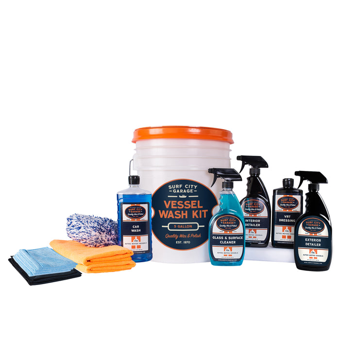 Surf City Garage VESSEL WASH Kit