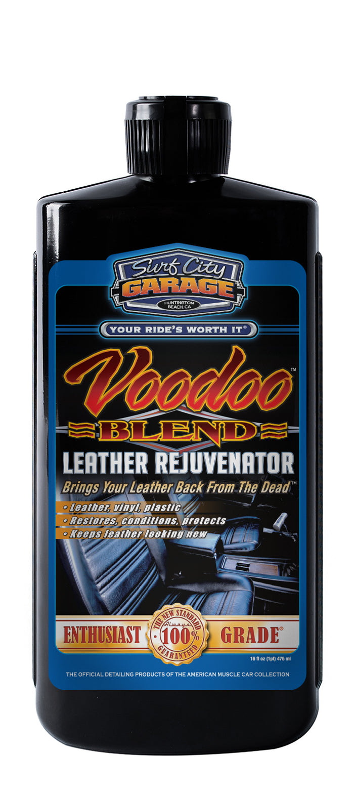 Voodoo Blend® Leather Rejuvenator