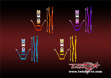 TR-380-MA6 Sky RC ITP380 Metallochrome Wave Pattern Wrap( Type A6 )4 Colors