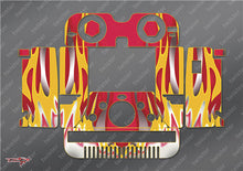 TR-406-MA1 iCharger 406DUO Metallochrome Wave Pattern Wrap ( Type A1 )