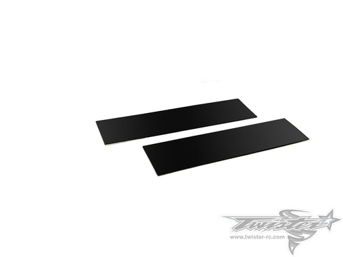 TR-AC116 Battery Rubber Sheet ( 110 x 25 x 0.5mm ) 2pcs.