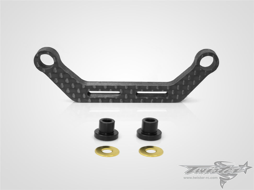 TR-EP100B-T301 Graphite Steering Parts For Tamiya T301