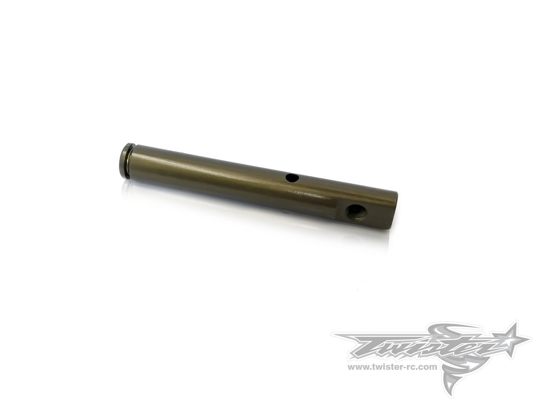 TR-EP100F-T301 7075-T6 Hard Coated Alu. Swing Shaft For Tamiya T301