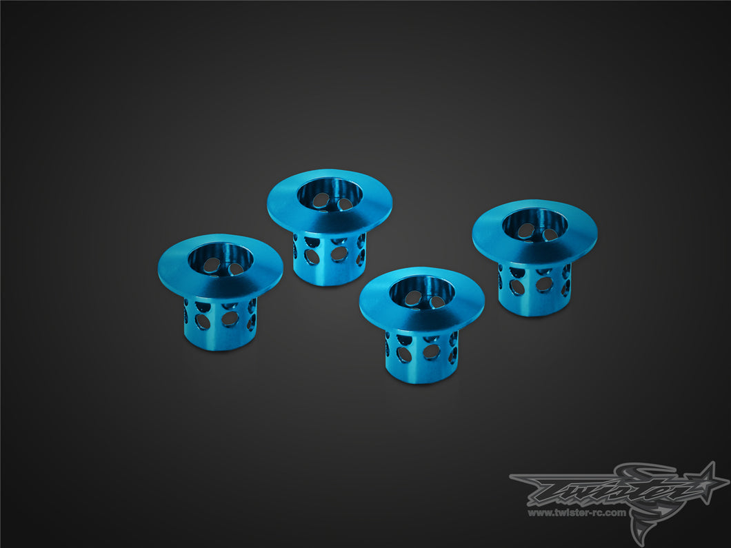 TR-EP191 Alum. Lightweight Body Height Adjuster 4pcs.
