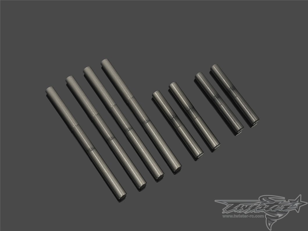 TR-EP99-T4 DLC coated Suspension Pin ( For Xray T4'16/T4'17'18 )