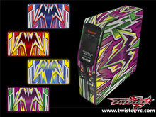 TR-GMS-MA4 GM Polaron Power Supply Metallochrome Wave Pattern Radio Wrap ( Type A4 ) 4colors