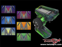 TR-MT44-MA3 Sanwa MT-44 Metallochrome Wave Pattern Radio Wrap ( Type A3 )