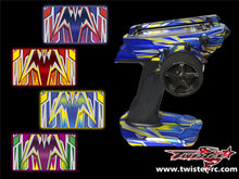 TR-MT44-MA4 Sanwa MT-44 Metallochrome Wave Pattern Radio Wrap ( Type A4 ) 4colors